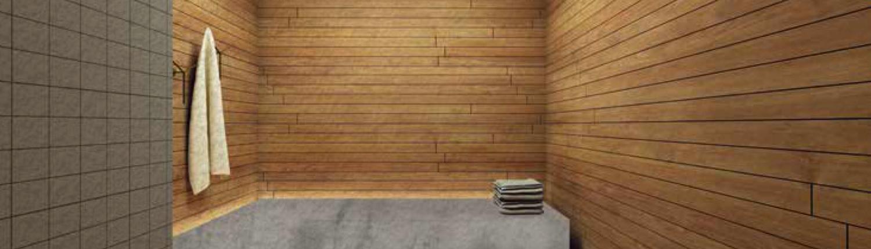 Sauna área de lazer Studio65